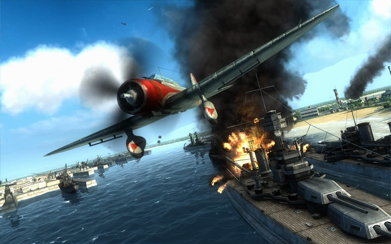 Air Conflicts: Pacific Carriers Xbox