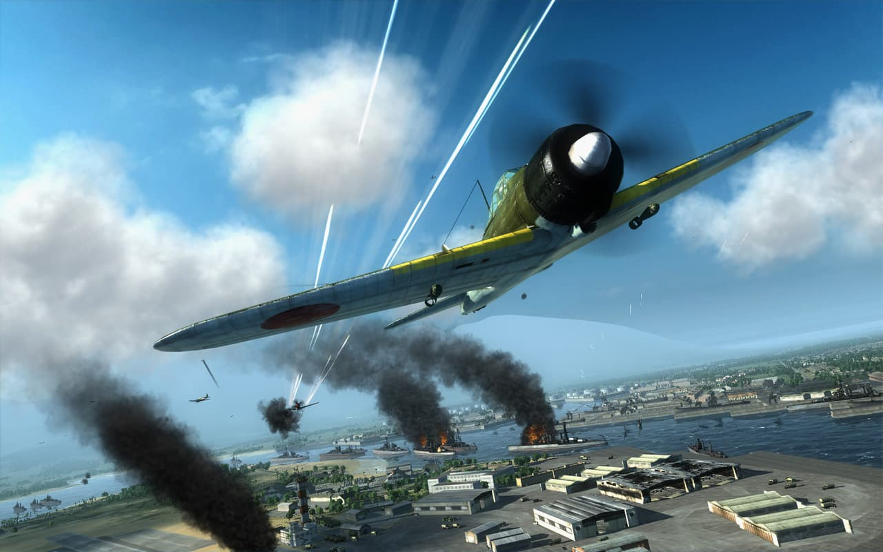 Xbox 360 Air Conflicts: Pacific Carriers