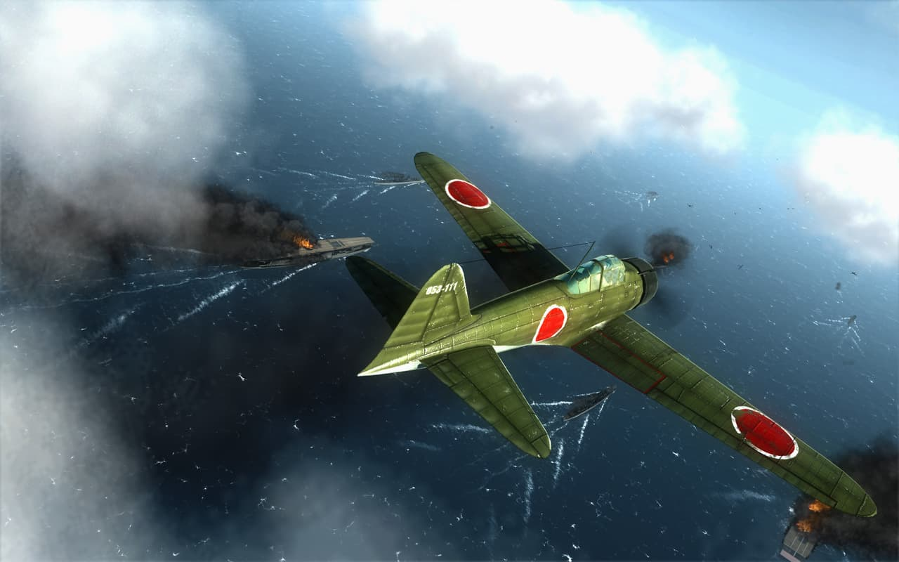 Air Conflicts: Pacific Carriers Xbox 360