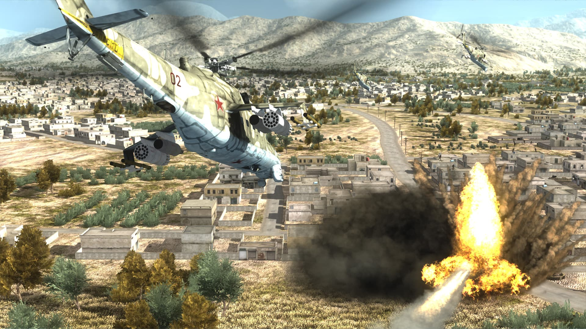 Xbox One Air Missions : Hind