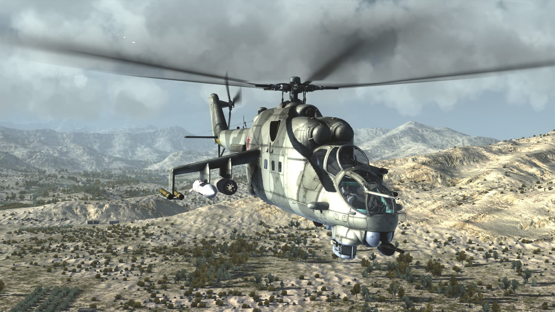Air Missions: Hind Xbox One