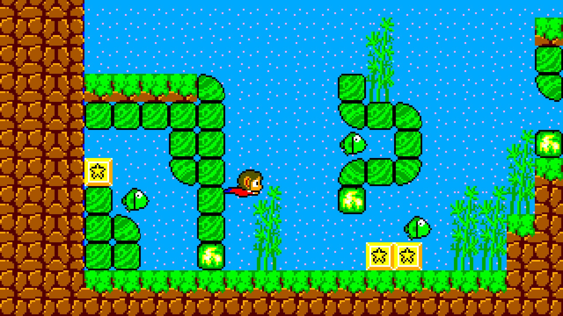 Xbox Series X & S Alex Kidd in Miracle World DX