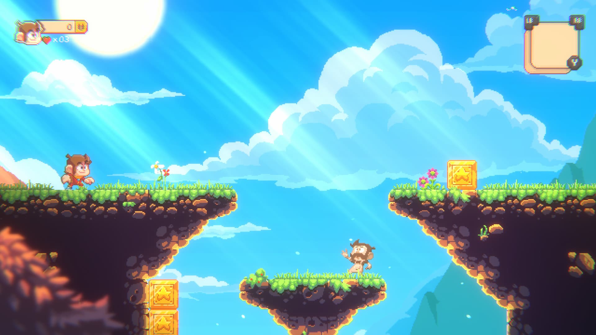 Alex Kidd in Miracle World DX Xbox