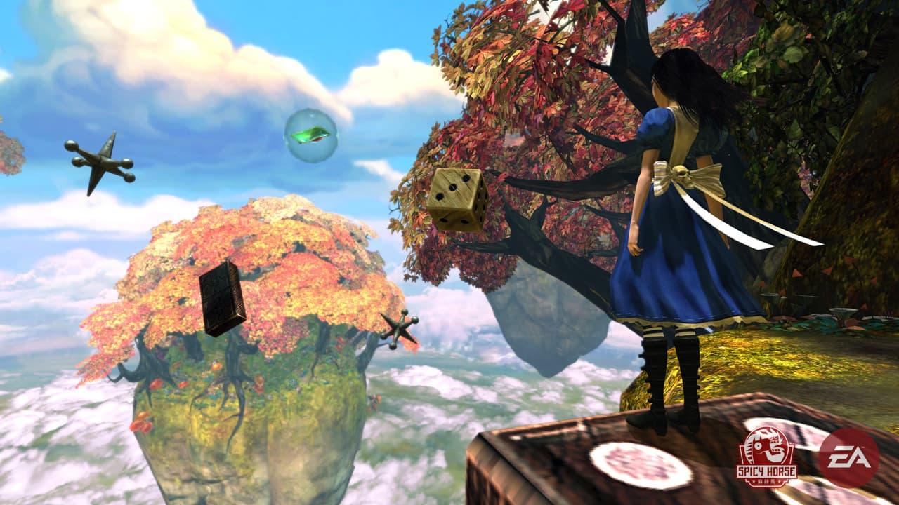 Alice: Retour au Pays de la Folie Xbox