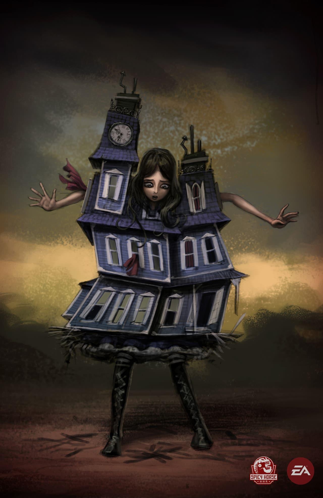 Alice: Retour o Pays de la Folie
