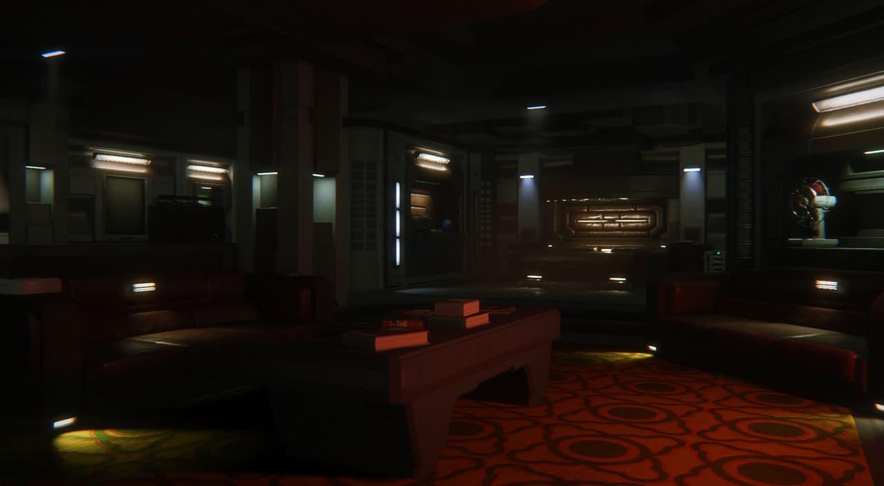 Alien: Isolation - Corporate Lockdown