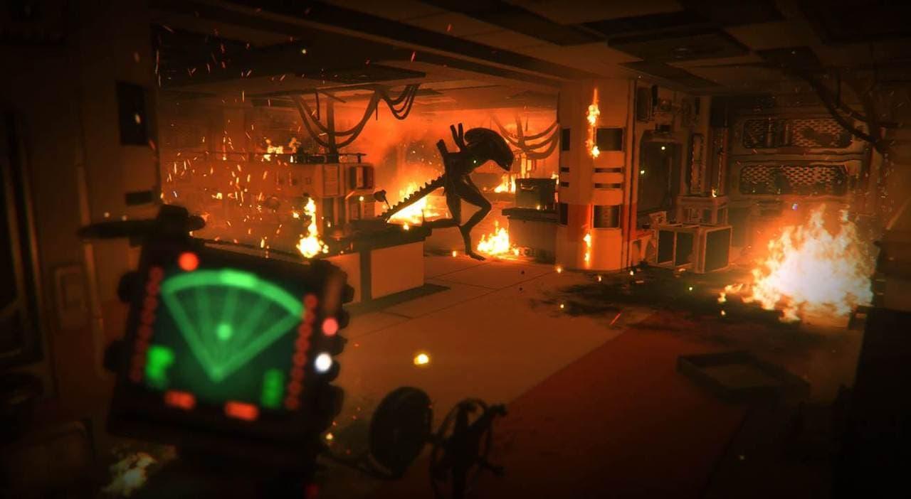 Alien: Isolation - Dans le viseur Xbox
