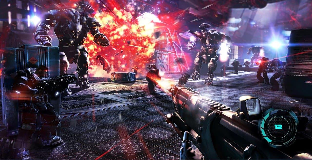 Alien Rage Xbox