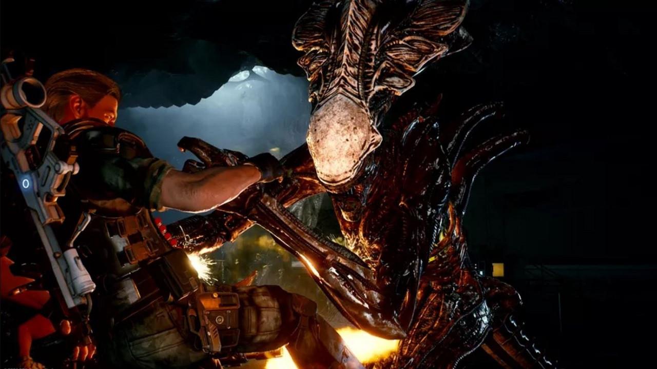 Xbox Series X & S Aliens: Fireteam