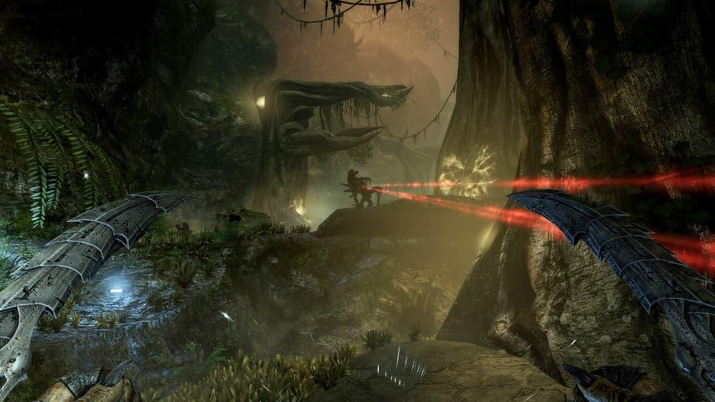 Les kills moves d'Aliens vs Predator en vidéo