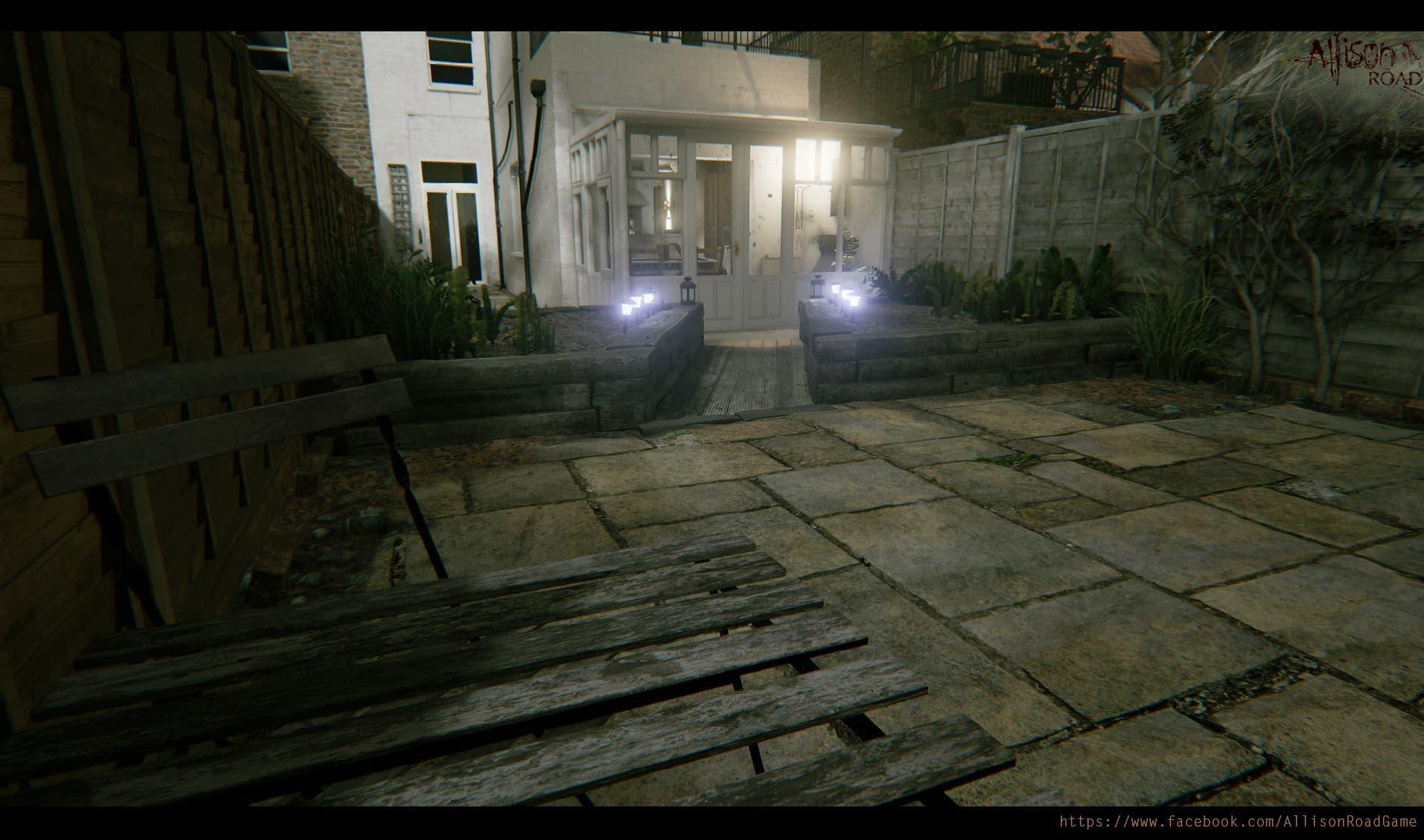 Allison Road Xbox One