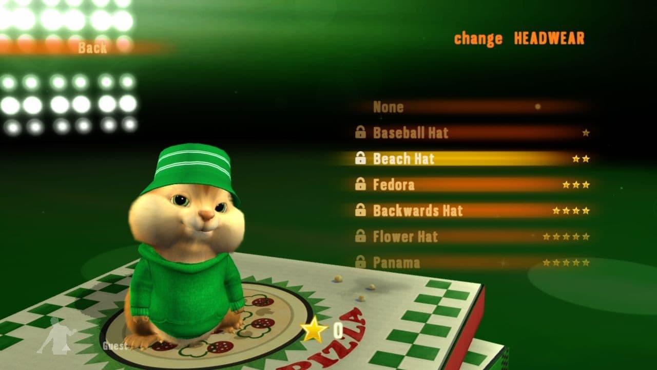 Alvin et les Chipmunks 3 Xbox