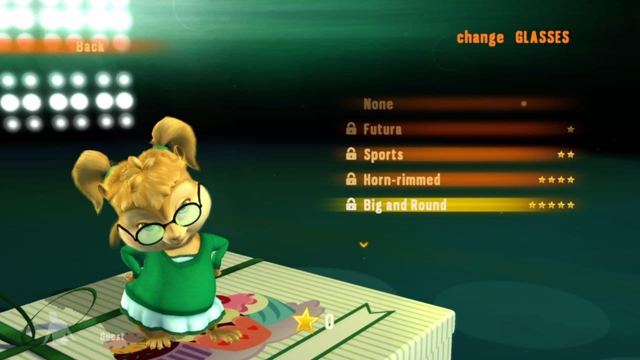 Alvin et les Chipmunks 3 Xbox 360