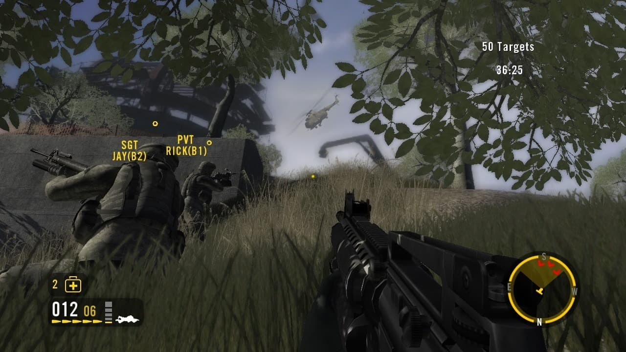 America's Army : True Soldiers Xbox 360