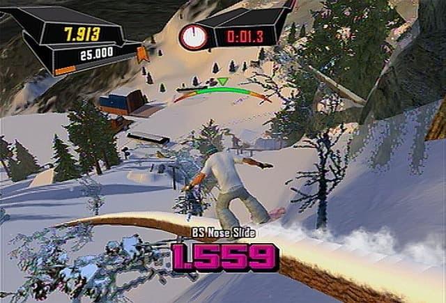 Amped 3 Xbox 360