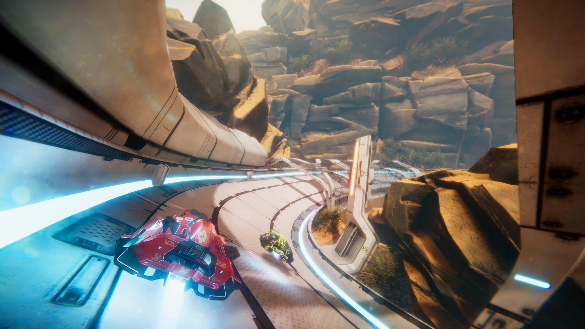 Xbox One Antigraviator
