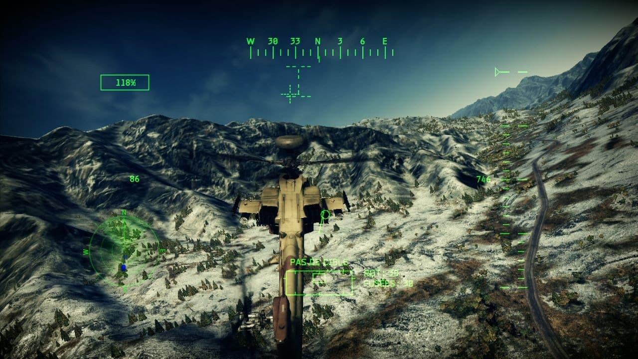 Apache: Air Assault Xbox