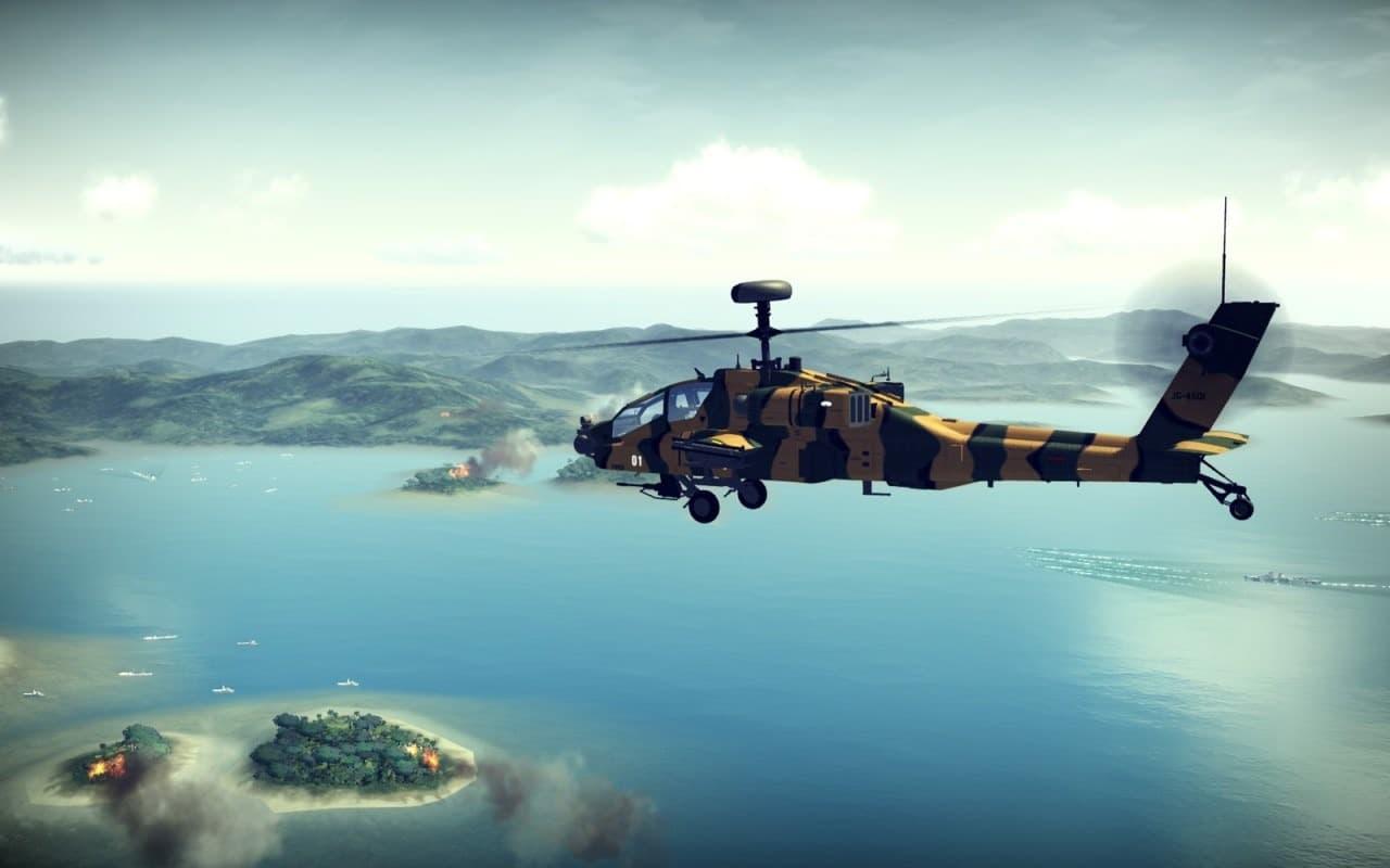 Xbox 360 Apache: Air Assault