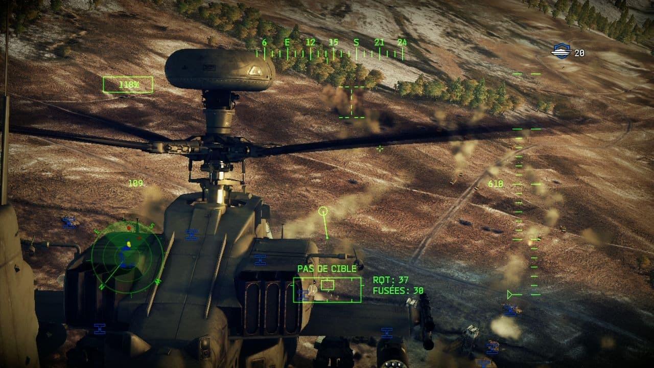 Apache: Air Assault Xbox 360