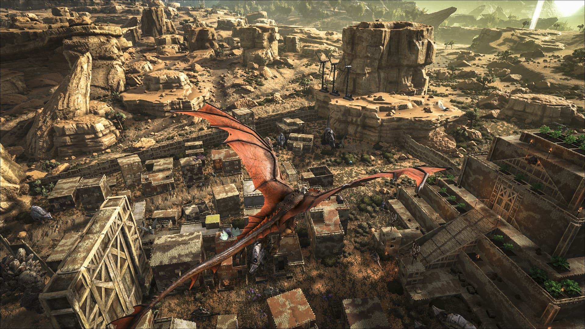 Xbox One ARK: Scorched Earth