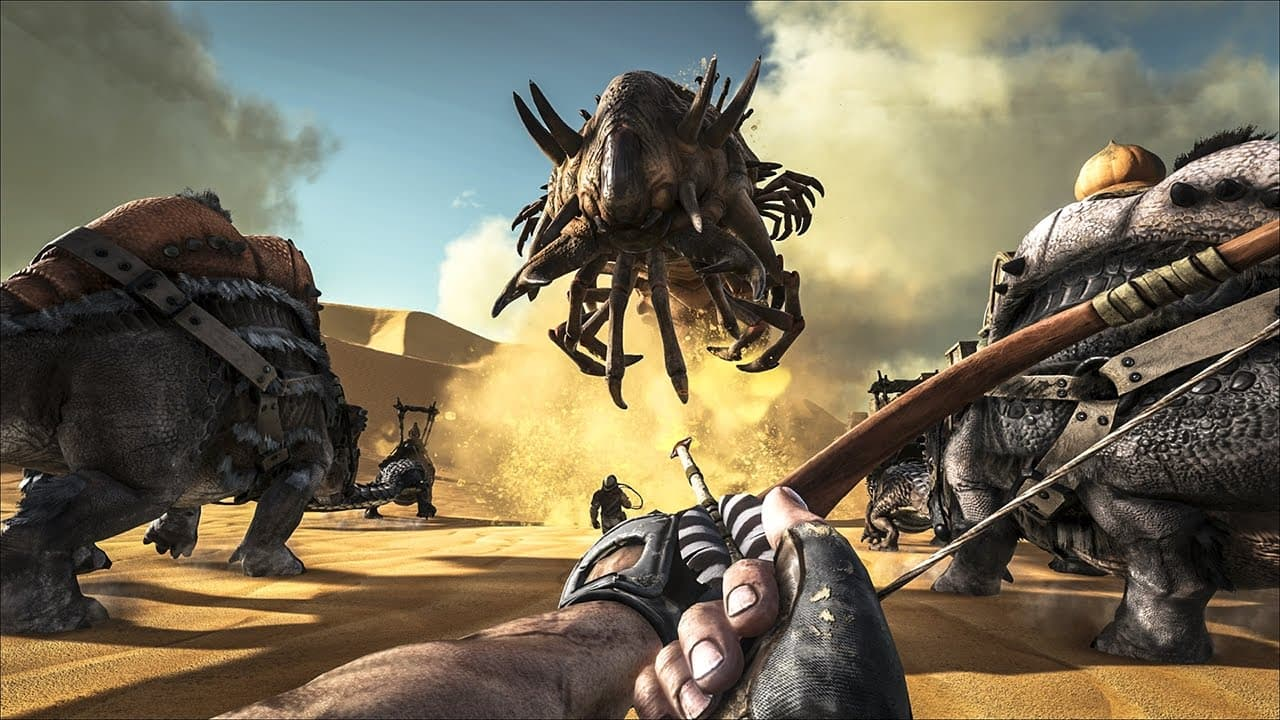 ARK: Scorched Earth Xbox