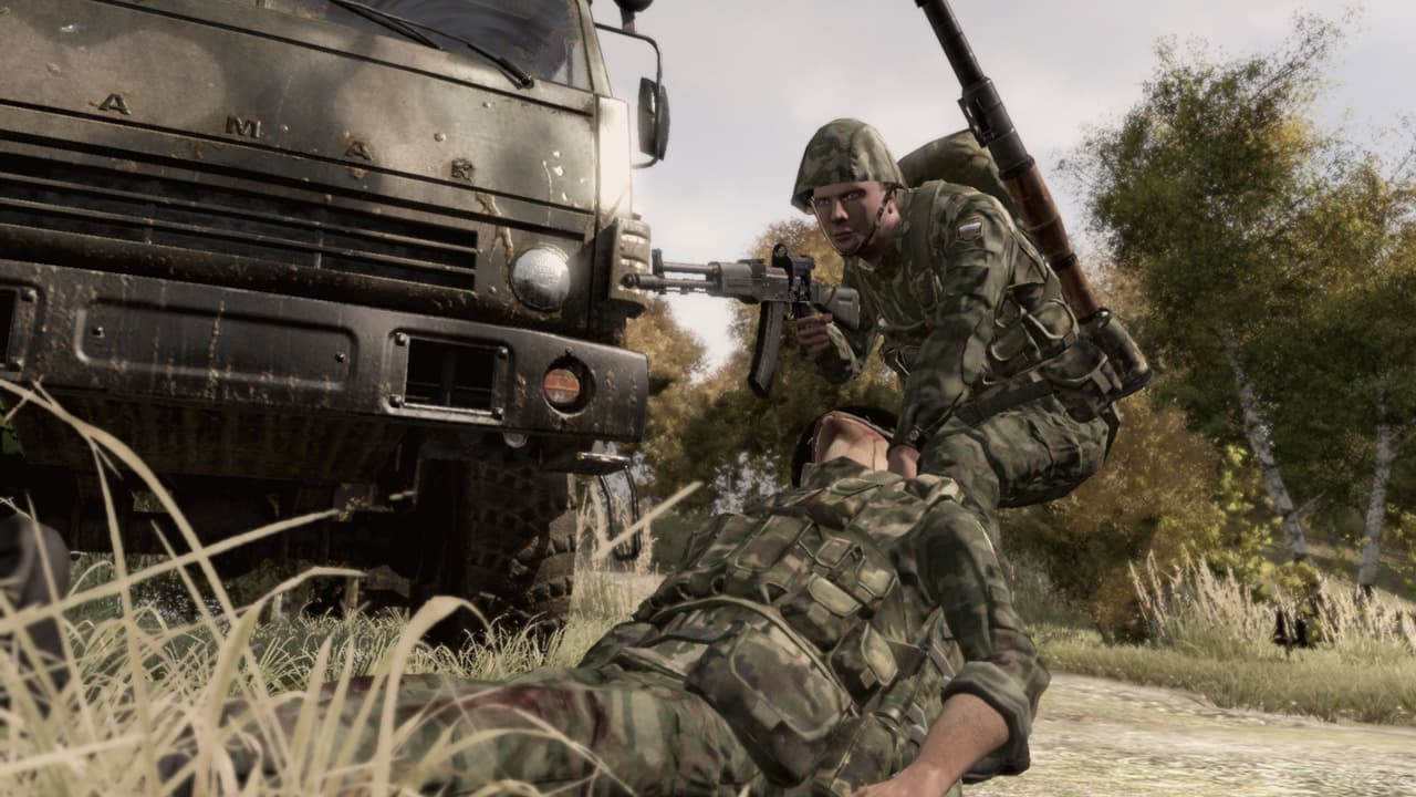 ArmA II Xbox