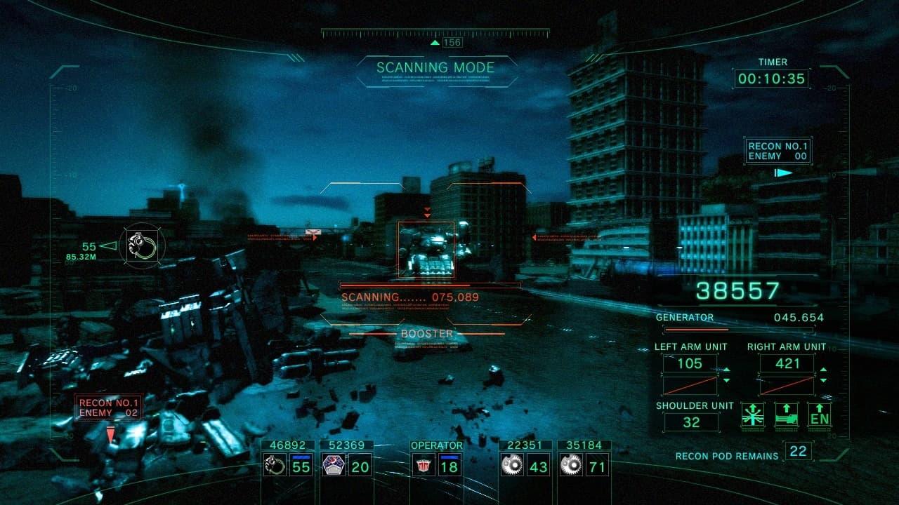 Armored Core V Xbox