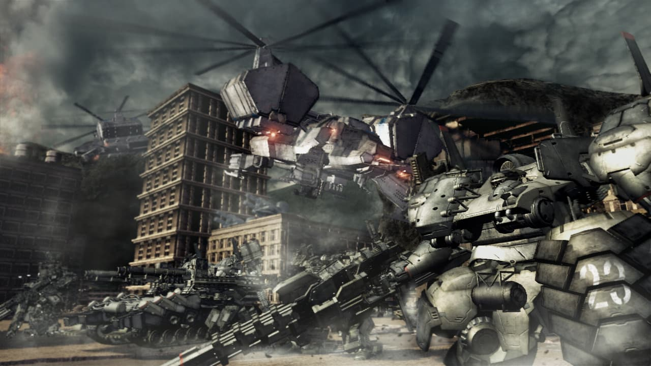 Armored Core V - Image n°6