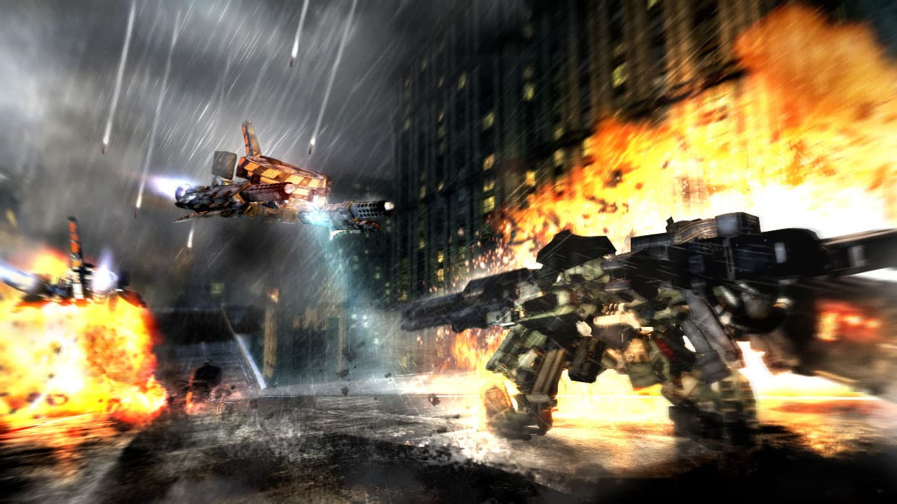 Armored Core V - Image n°8
