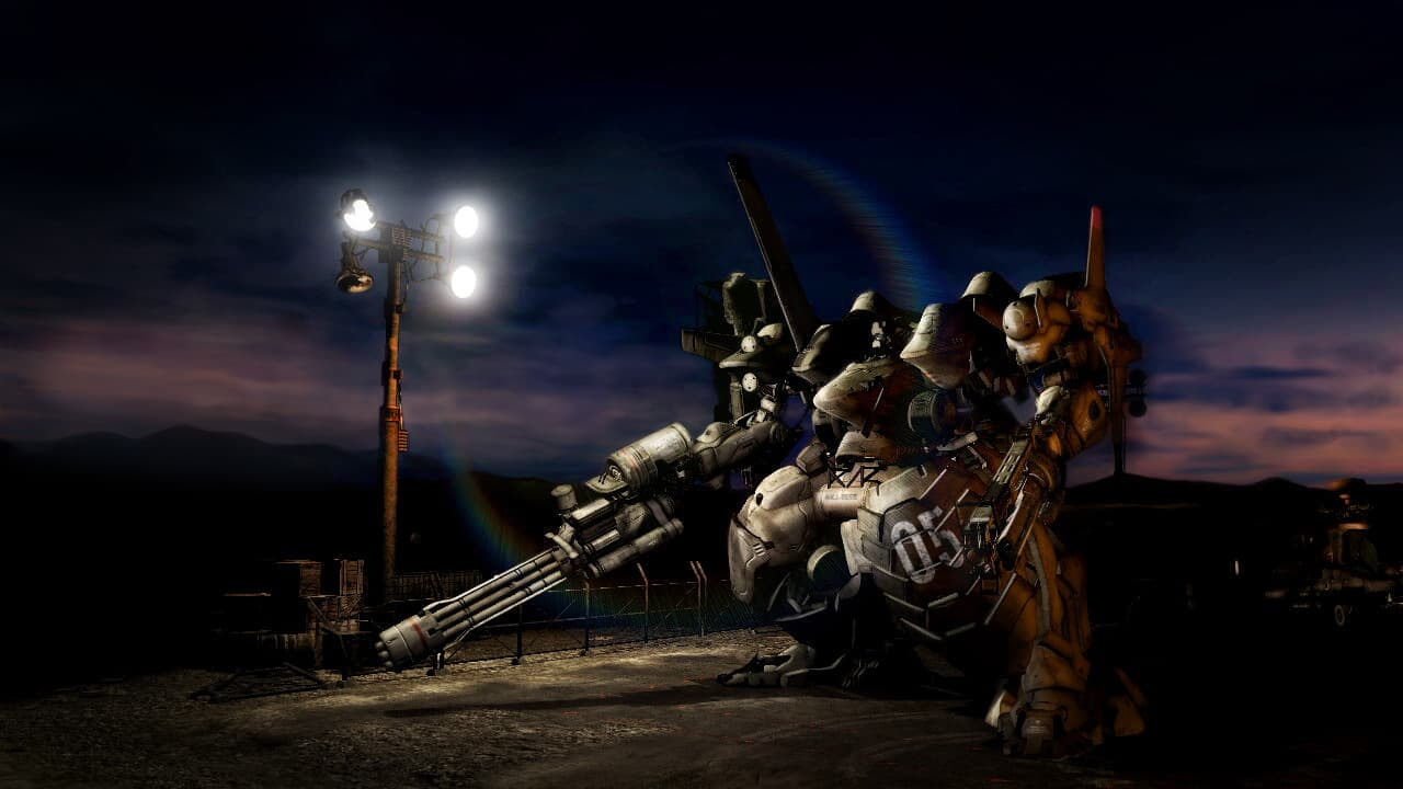 Armored Core V - Image n°7
