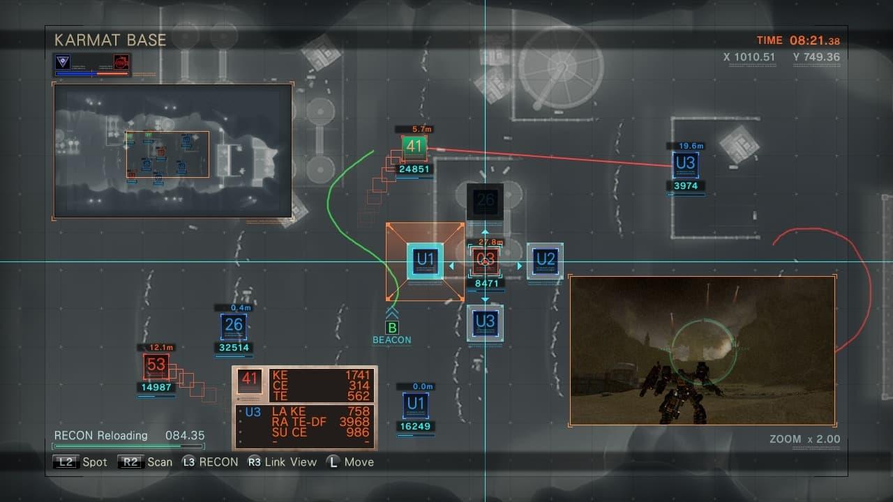 Armored Core: Verdict Day Xbox
