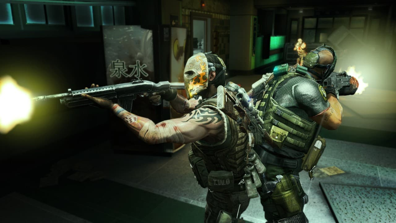 Army of Two: Le 40ème jour Xbox