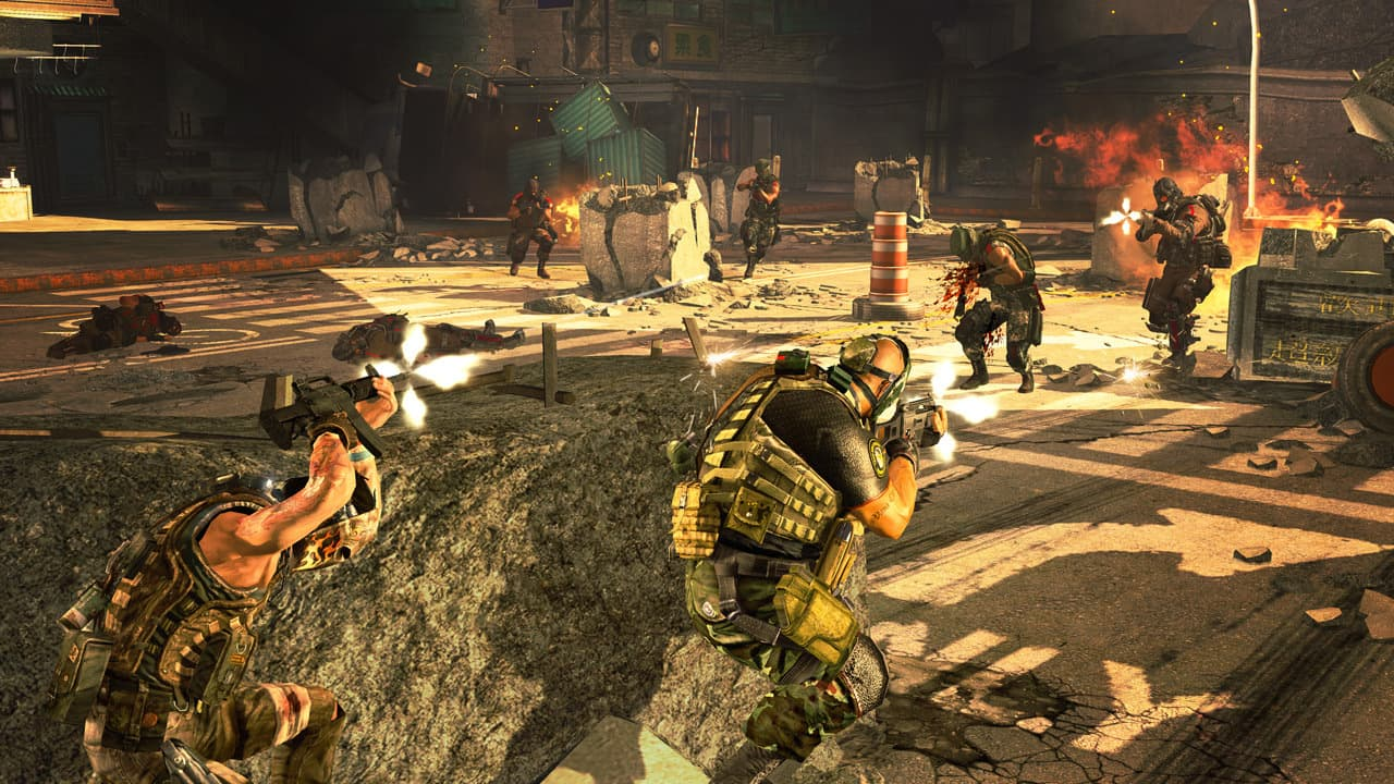 Army of Two: Le 40ème jour Xbox 360