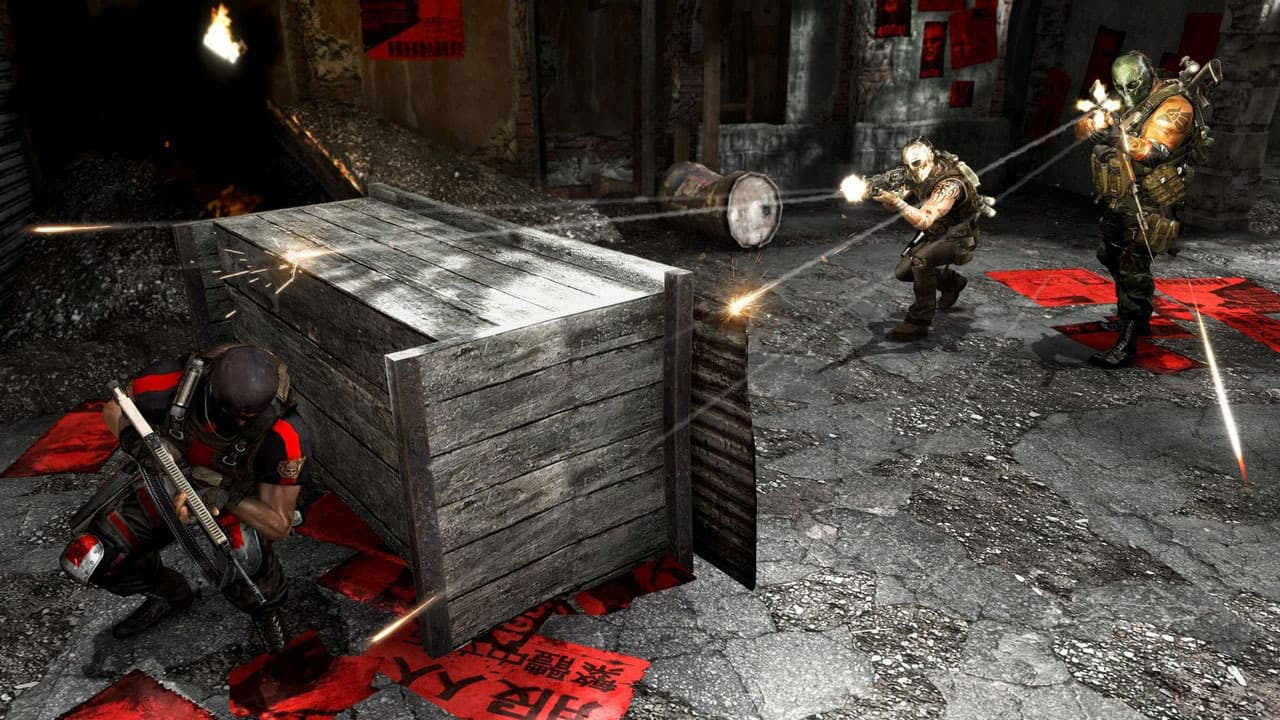 Army of Two: Le 40ème jour - Image n°8