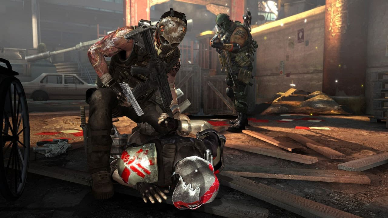 Army of Two: Le 40ème jour - Image n°7