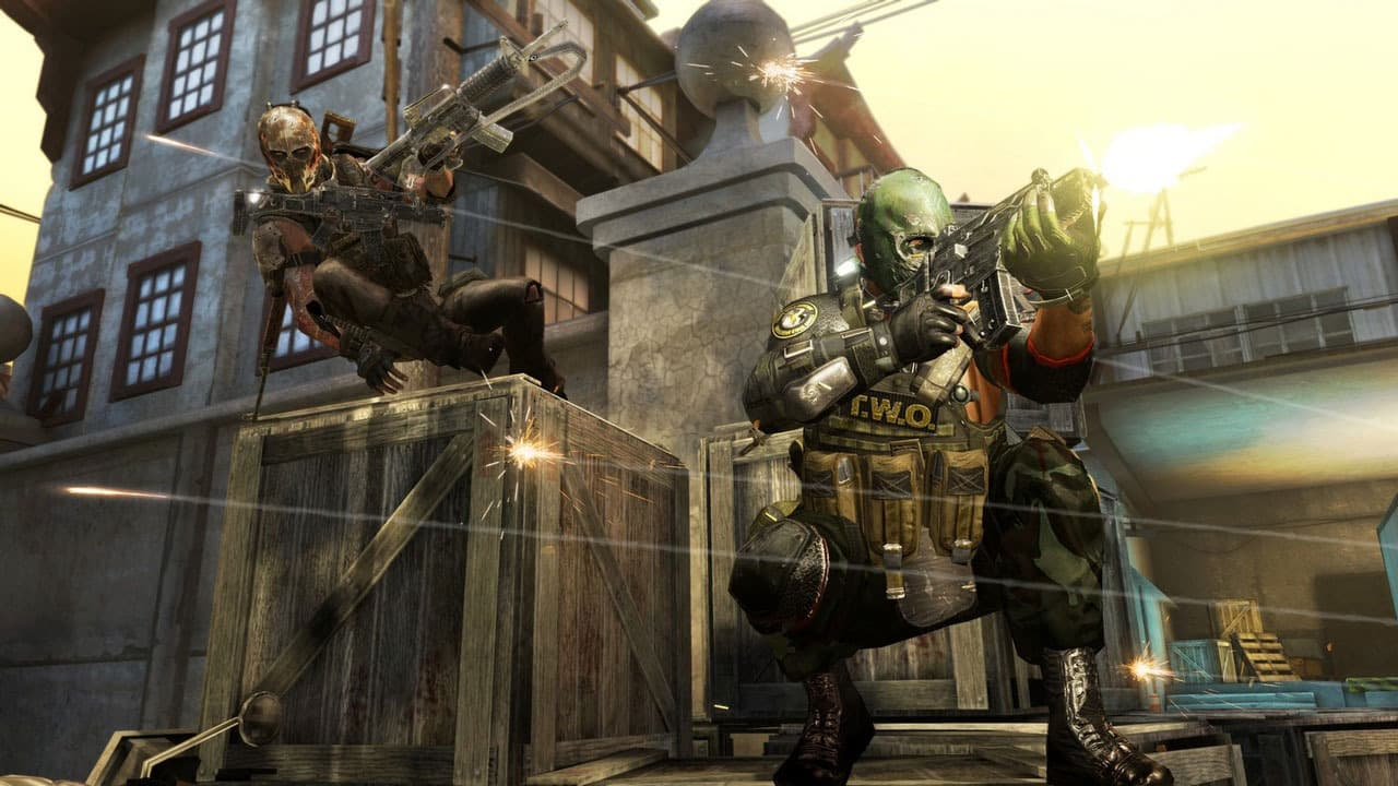 Army of Two: Le 40ème jour - Image n°6