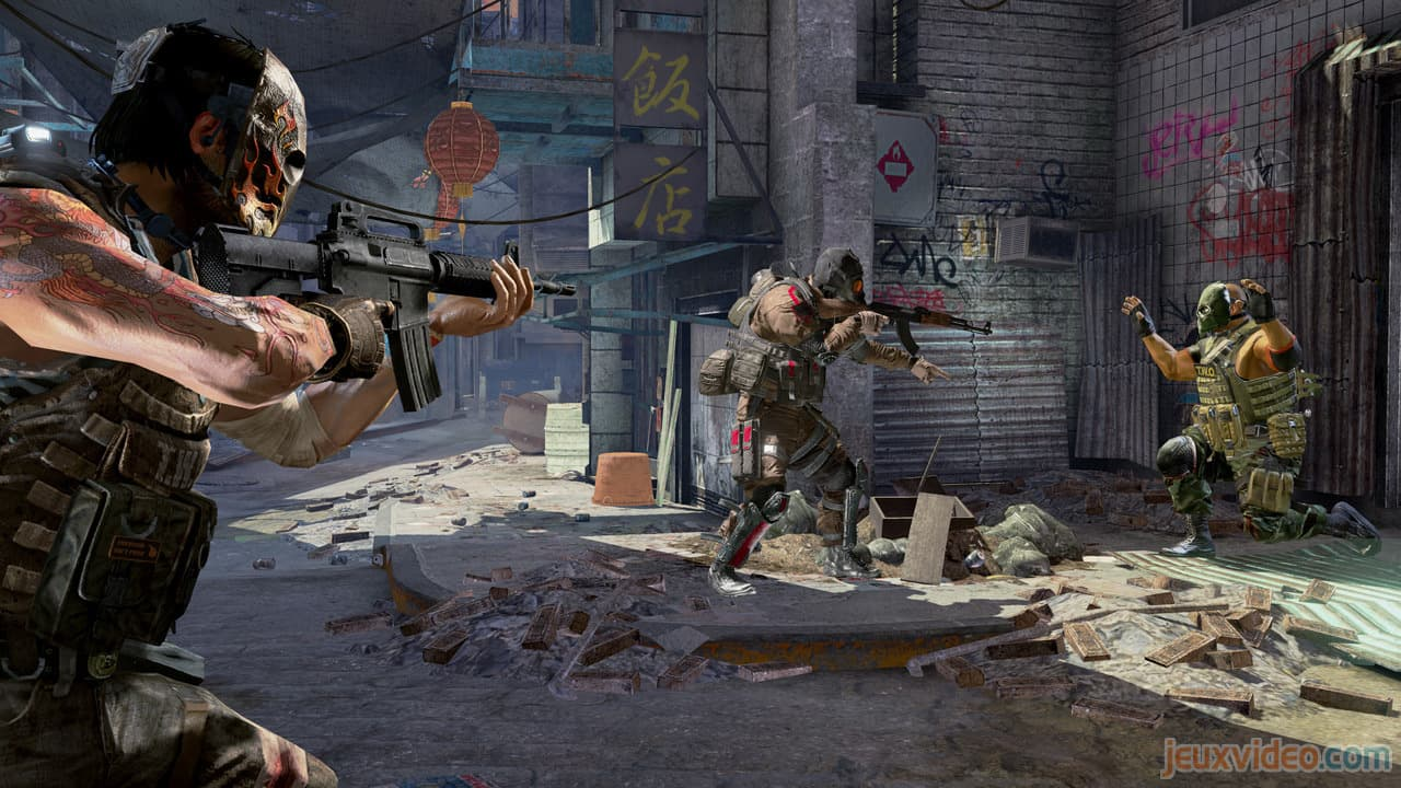 Xbox 360 Army of Two: Le 40ème jour