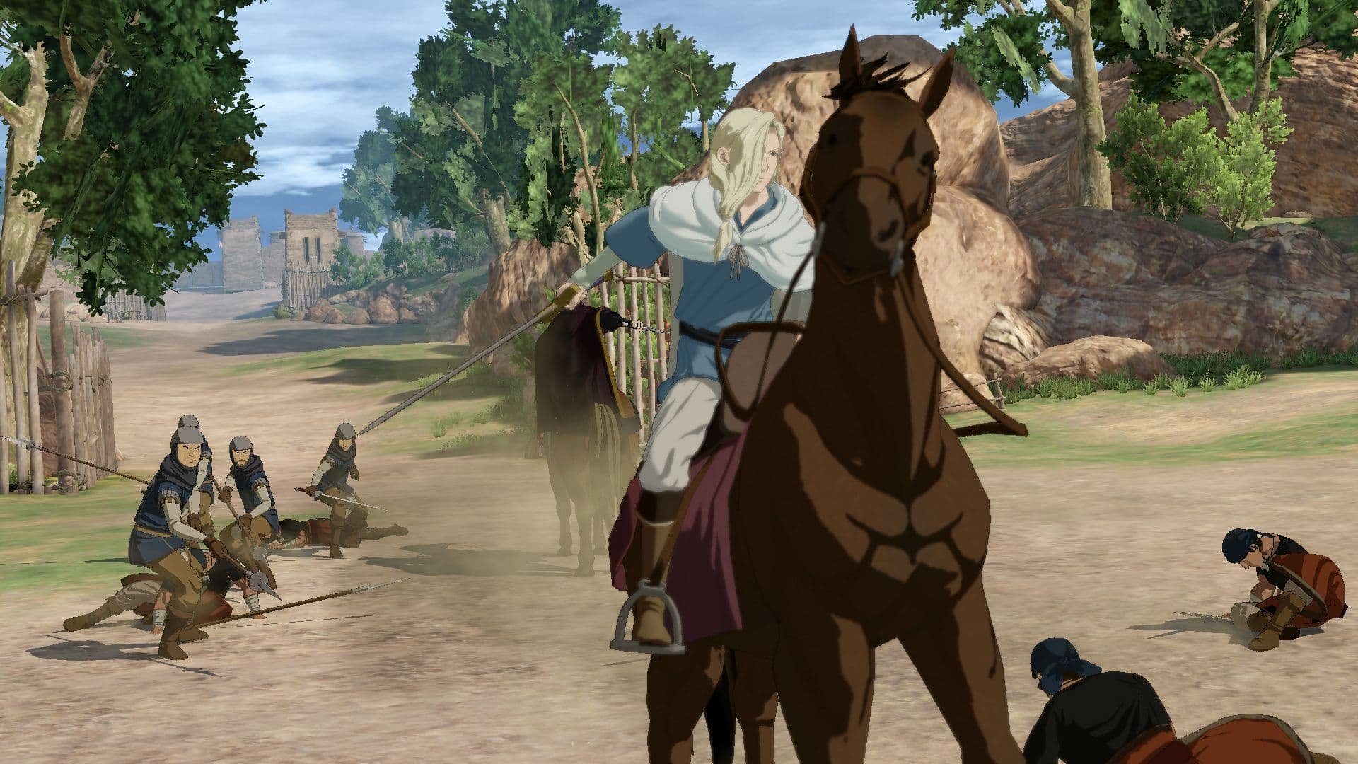 Arslan: The Warriors of Legend - Image n°6