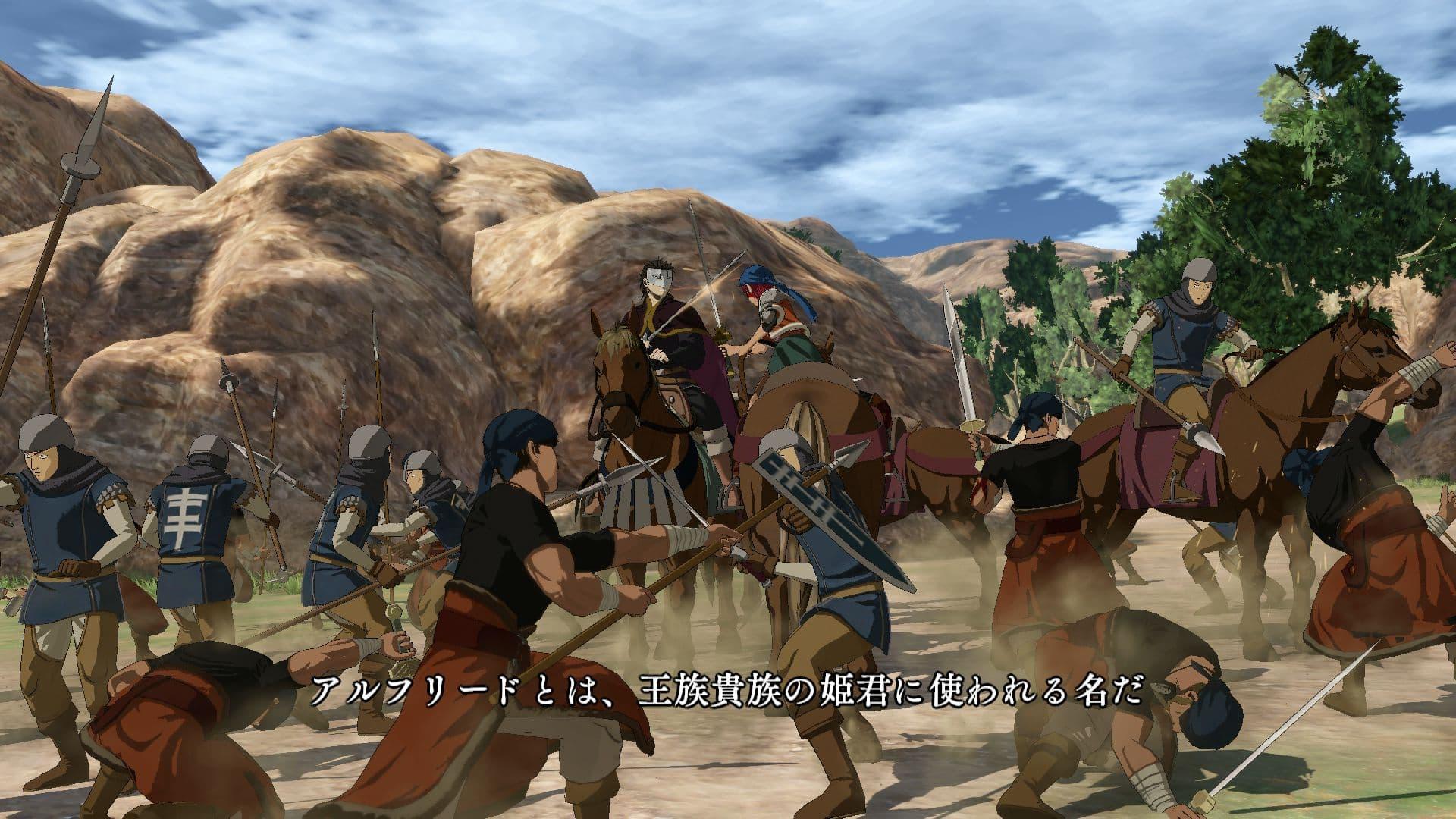 Arslan: The Warriors oph Legend