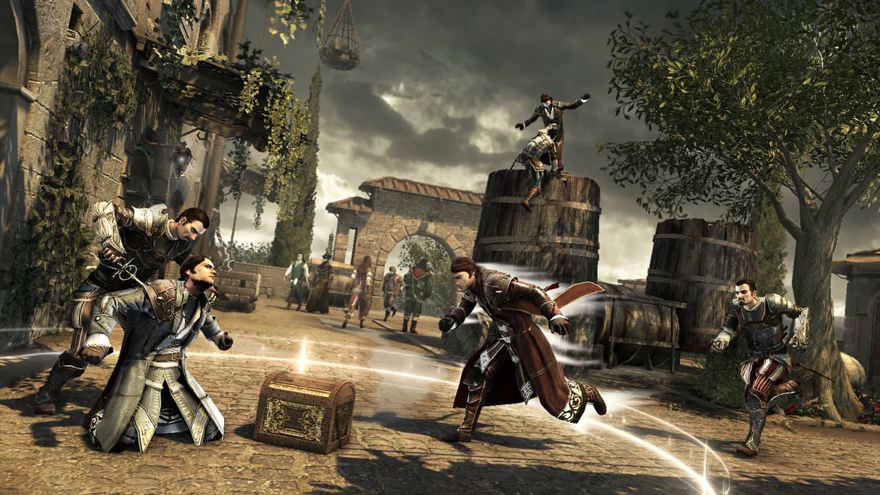 Assassin's Creed: Brothéhood