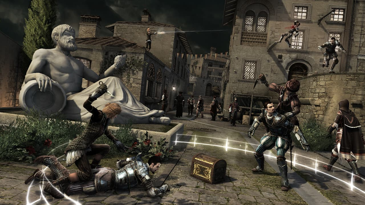 Assassin's Creed: Brotherhood - Image n°7