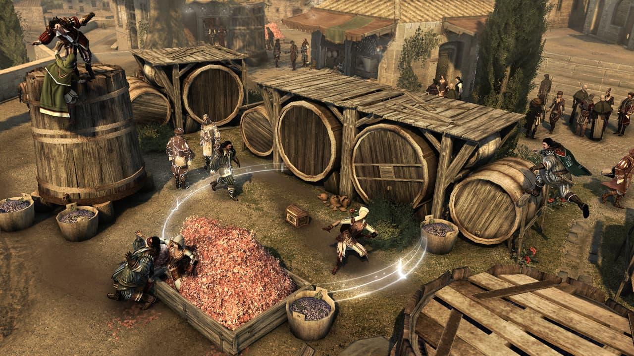 Assassin's Creed: Brotherhood - Image n°6
