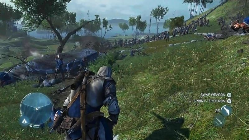 Assassin's Creed III - Image n°8