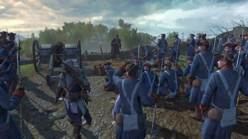 Assassin's Creed III - Image n°6