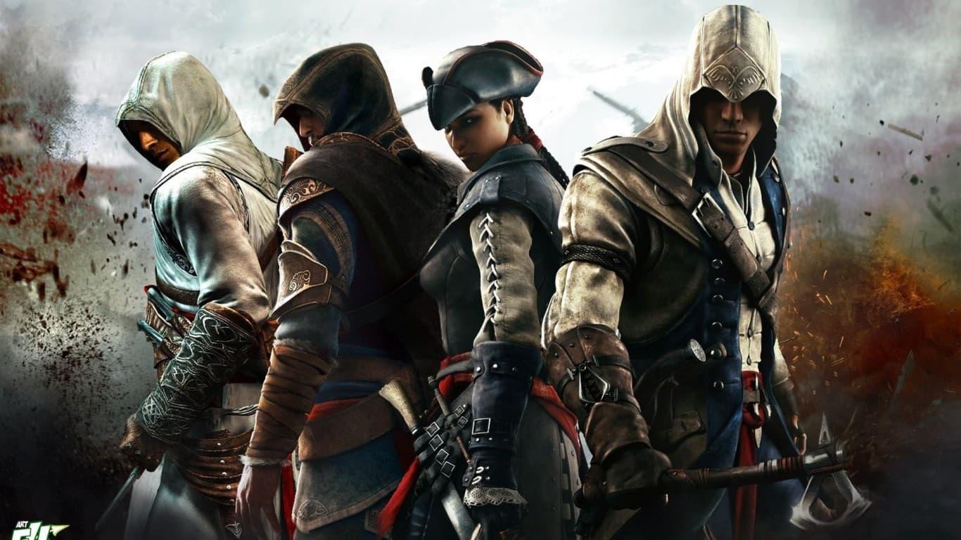 Assassin's Creed V: Unity Xbox One