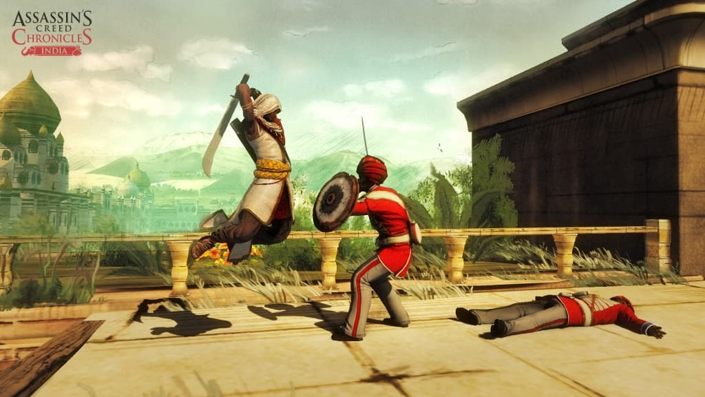 Assassin's Creed Chronicles : India Xbox