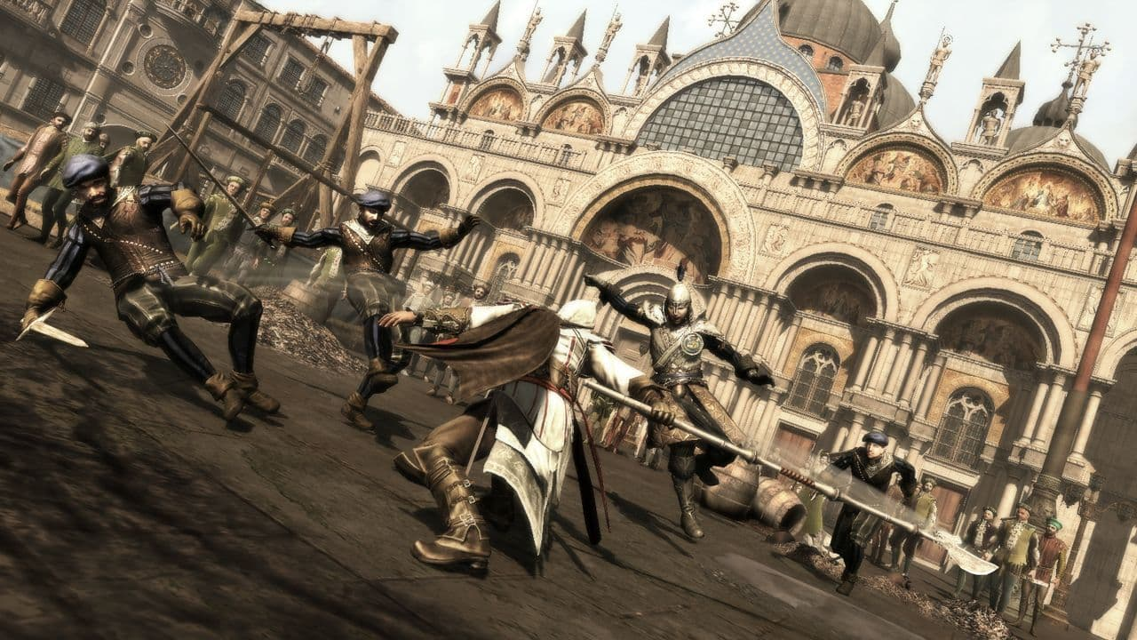 Assassin's Creed II : Complete Edition - Image n°6