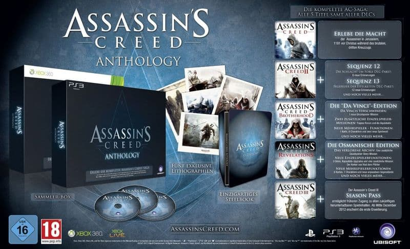 Assassin's Creed II : Complete Edition