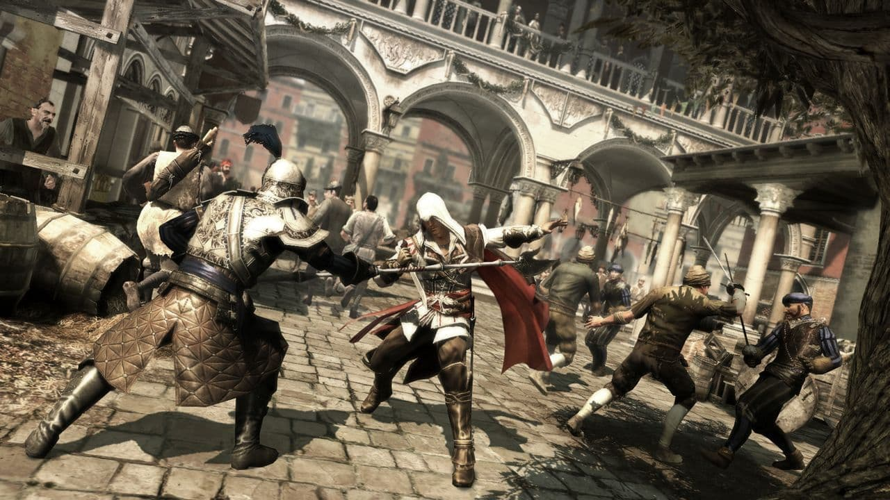 Assassin's Creed II : Complete Edition - Image n°8