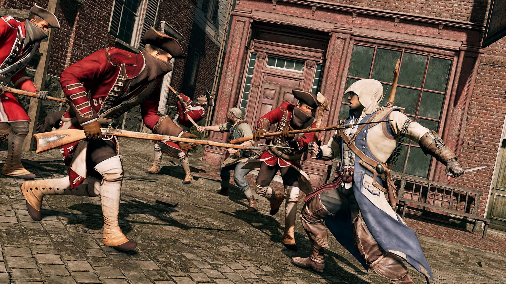 Xbox One Assassin's Creed III : Remastered